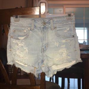 AEO🦅 Denim Shorts
